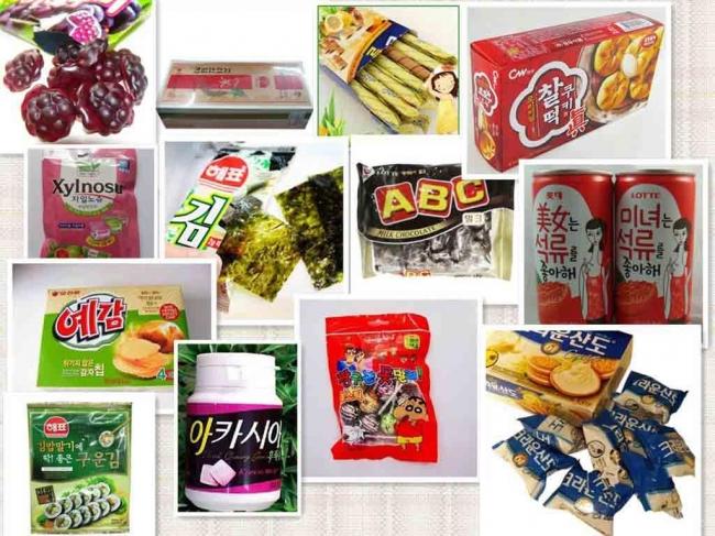 广州进口食品物流运输